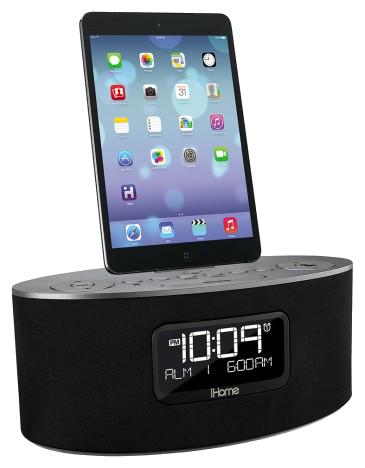 iHome iDL46 with iPad Docked