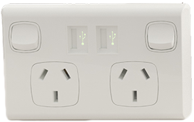 Power Outlets & Mobile Phone Chargers