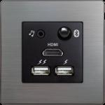 MediaHub Mini (Silver)