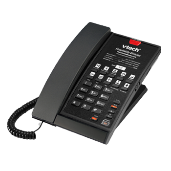 Contemporary Analogue Corded Phone
