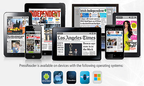 PressReader for Hotels